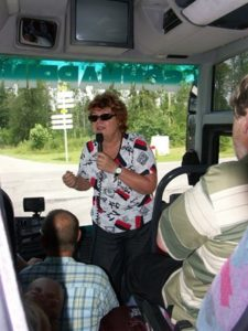 Tour Guide - Ingrid Ferrand
